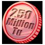 250 Million TU Barter Token