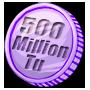 500 Million TU Barter Token