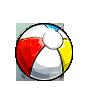 Beach Ball Marble