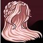 Peach Blossom Wig