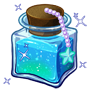 Aqua Stardust Skin