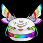 Rainbow Vaspi Macaron