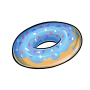 Doughnut Float Ring