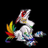 rainbow adolescent